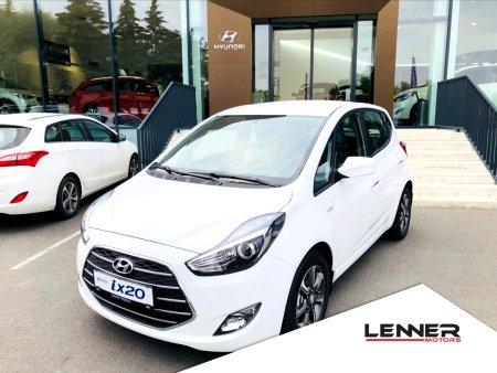 Hyundai ix20, 2018