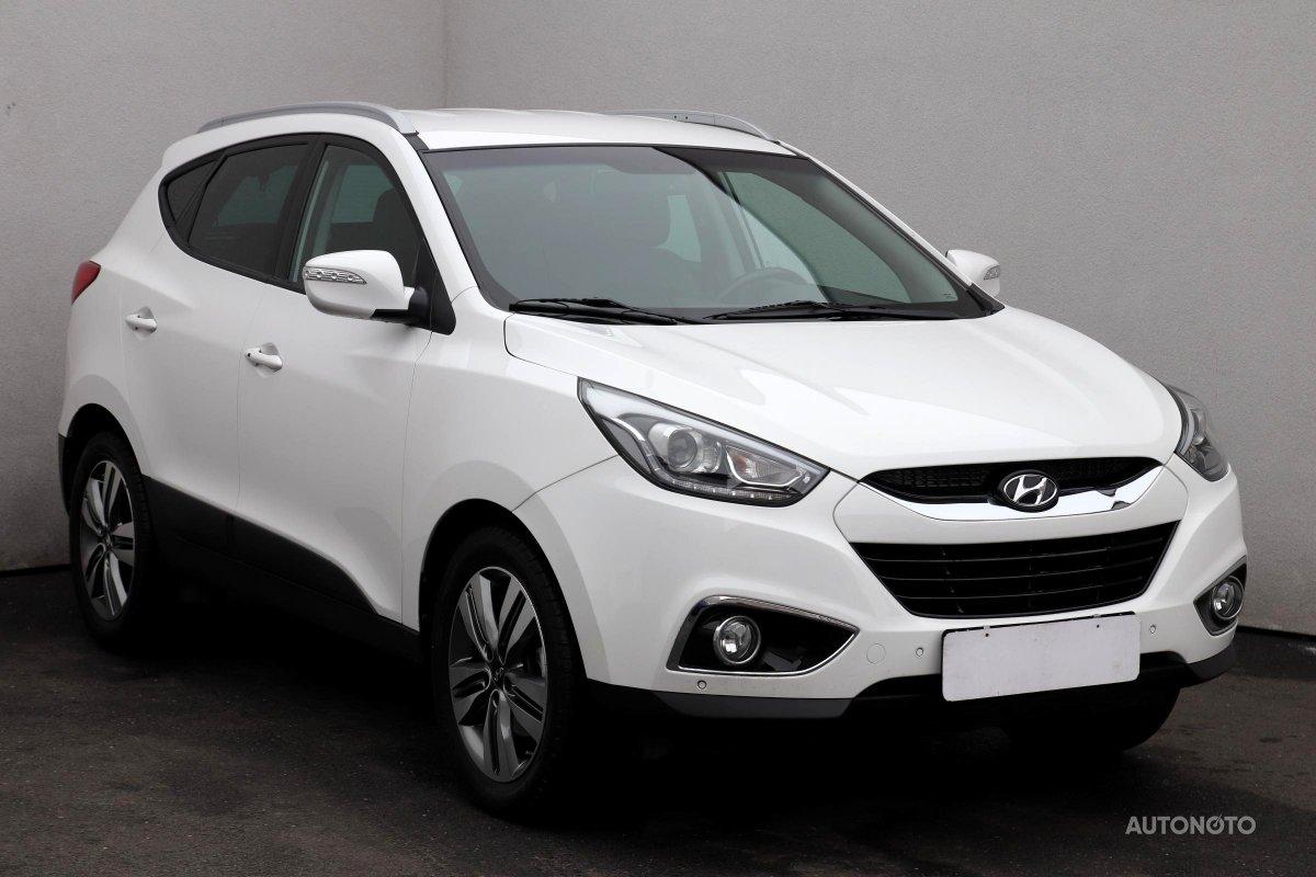 Hyundai ix35, 2014 - celkový pohled
