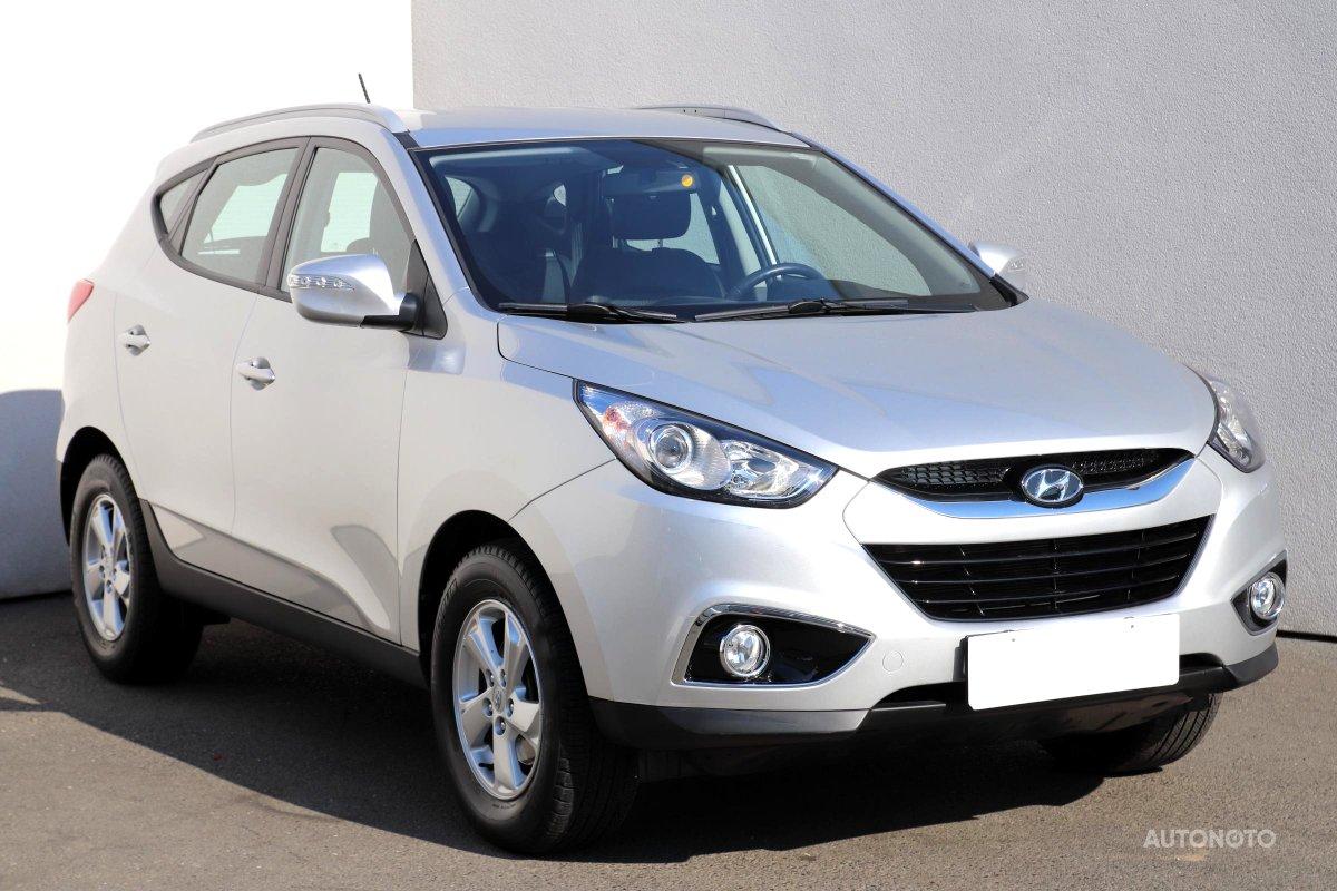 Hyundai ix35, 2011 - celkový pohled
