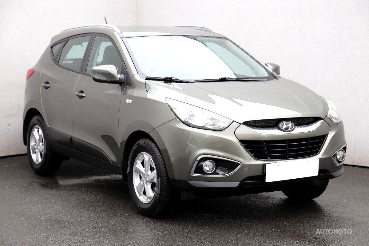 Hyundai ix35, 2012 - celkový pohled