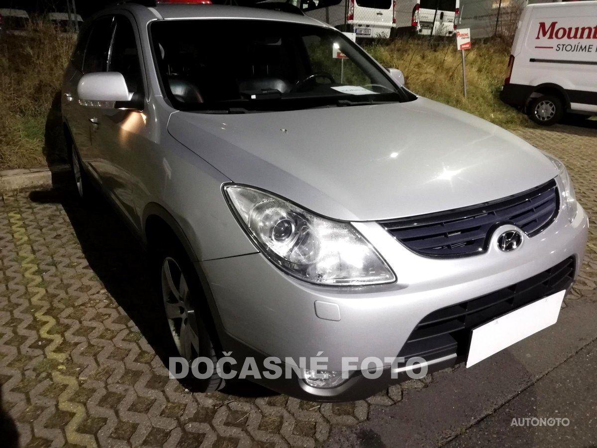 Hyundai ix55, 2009 - celkový pohled