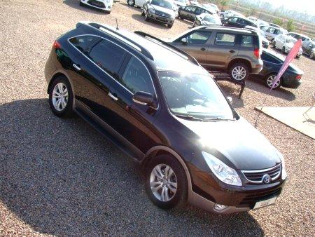 Hyundai ix55, 2012