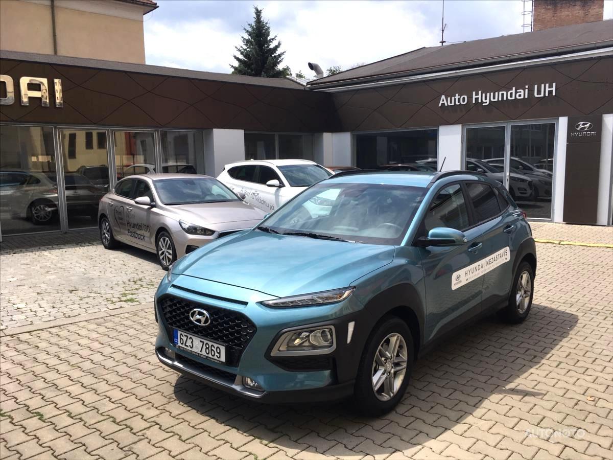 Hyundai Kona, 2018 - celkový pohled