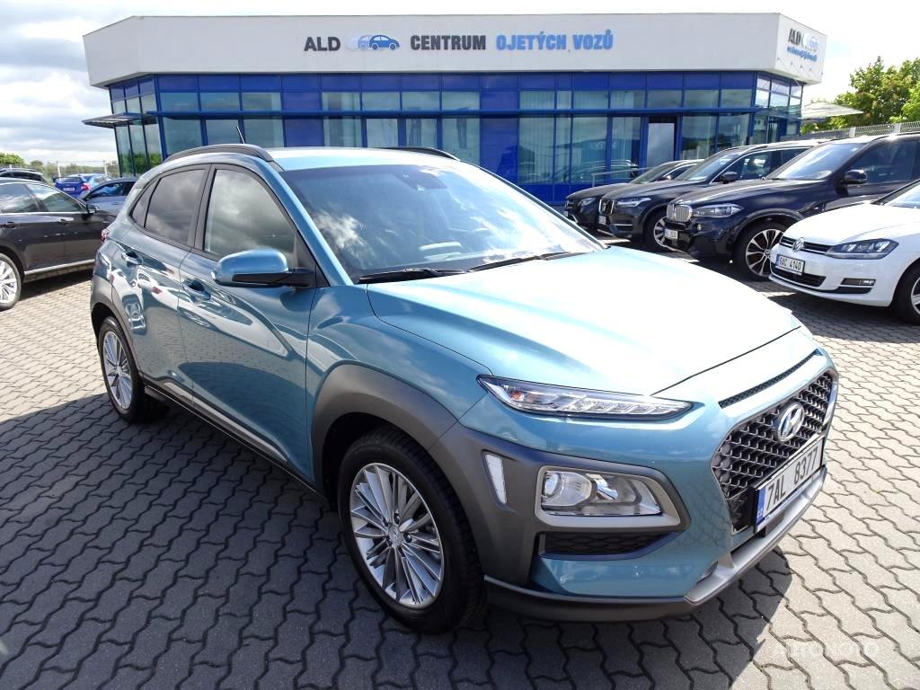 Hyundai Kona, 2019 - celkový pohled