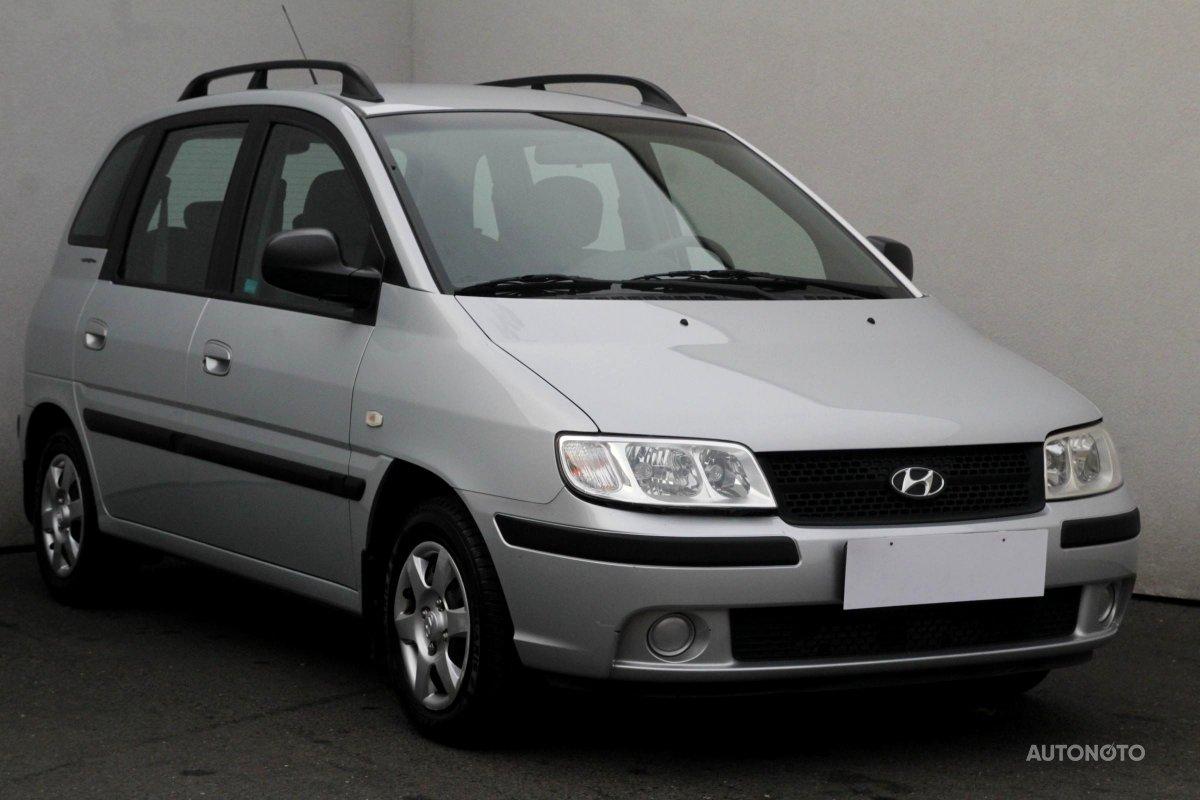 Hyundai Matrix, 2008 - celkový pohled