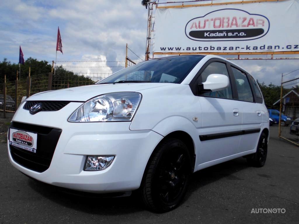 Hyundai Matrix, 2009 - celkový pohled