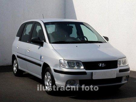 Hyundai Matrix, 2002