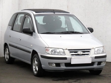 Hyundai Matrix, 2003