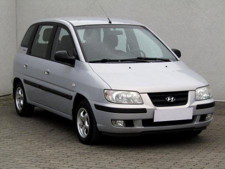 Hyundai Matrix, 2001