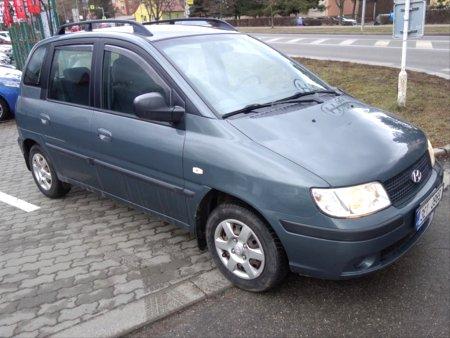 Hyundai Matrix, 2008