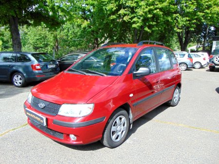Hyundai Matrix, 2007