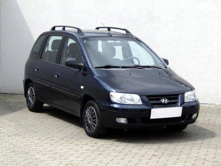 Hyundai Matrix, 2005
