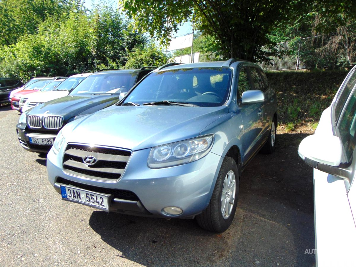 Hyundai Santa Fe, 2006 - celkový pohled