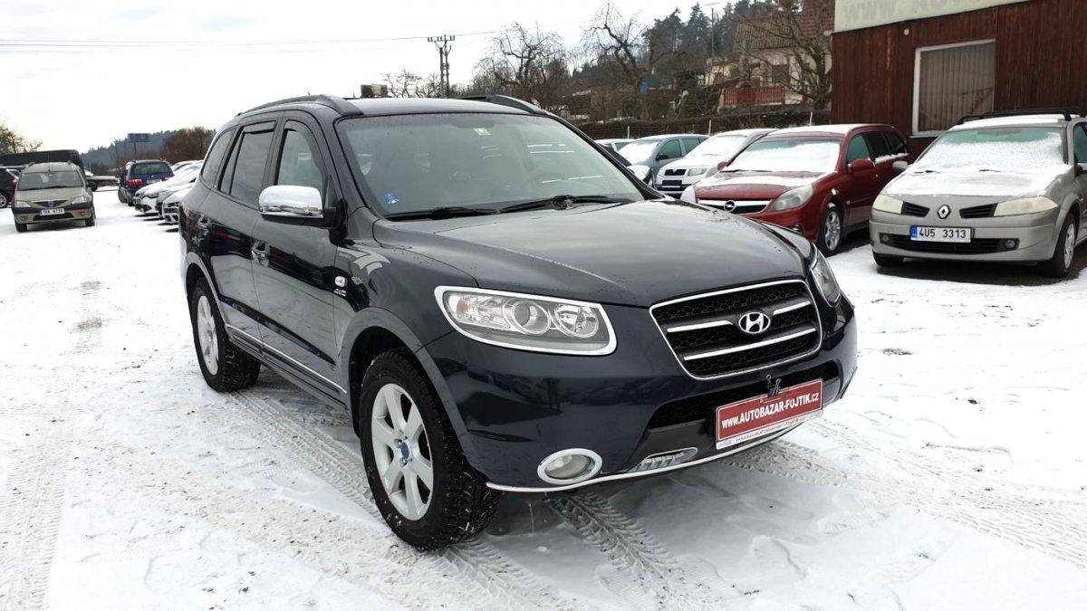 Hyundai Santa Fe, 2007 - celkový pohled