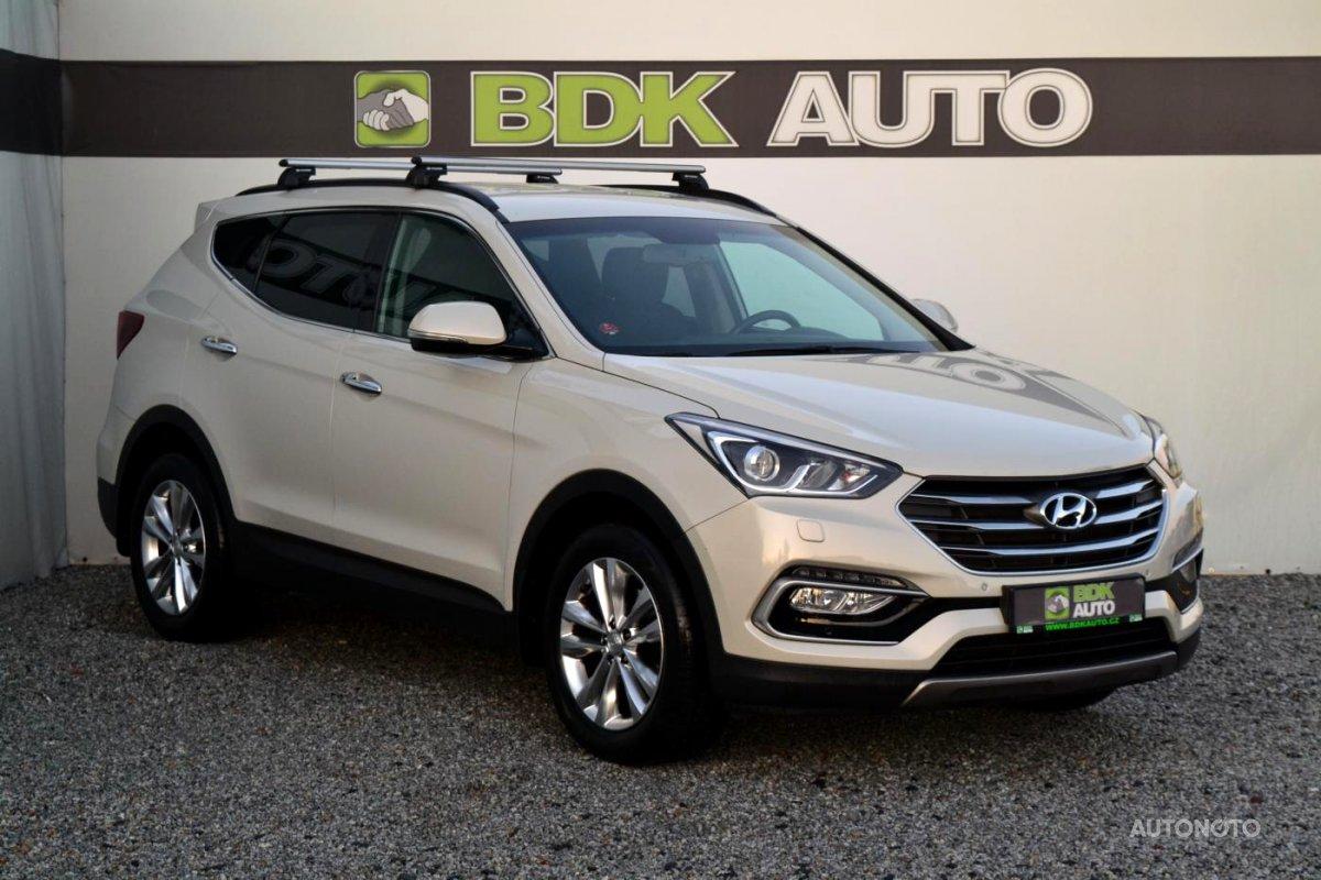 Hyundai Santa Fe, 2017 - celkový pohled