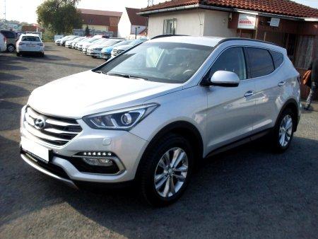 Hyundai Santa Fe, 2017