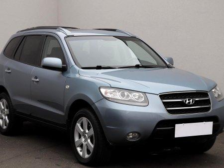 Hyundai Santa Fe, 2009