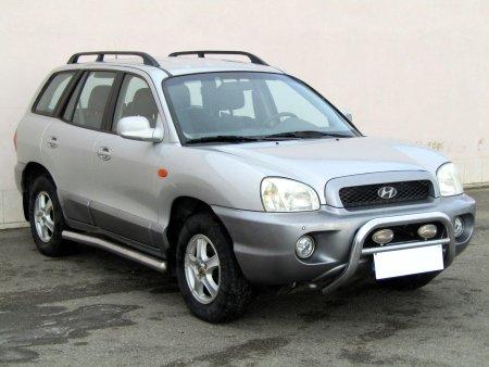 Hyundai Santa Fe, 2004