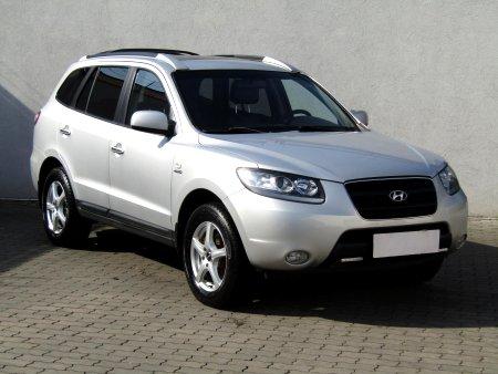 Hyundai Santa Fe, 2007