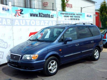 Hyundai Trajet, 2004