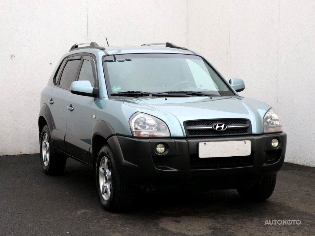 Hyundai Tucson, 2009 - celkový pohled