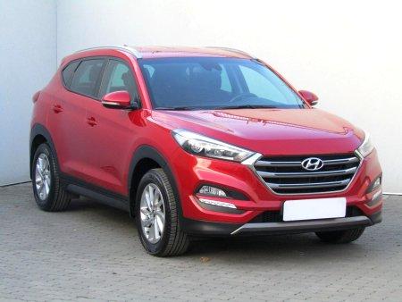 Hyundai Tucson, 2016