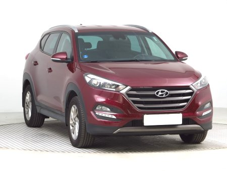 Hyundai Tucson, 2015