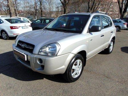 Hyundai Tucson, 2005