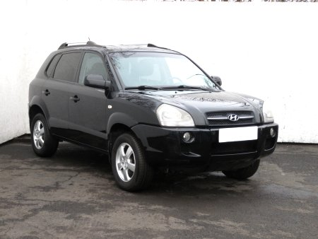 Hyundai Tucson, 2007