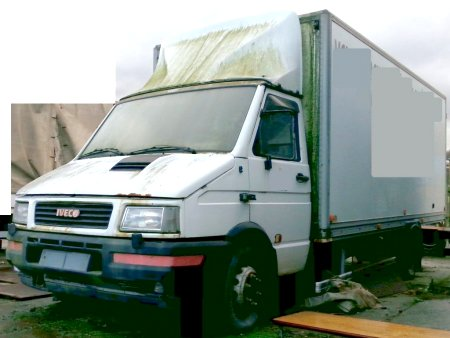 Iveco Turbo Daily, 1995