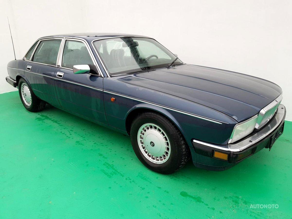 Jaguar Daimler, 1992 - celkový pohled