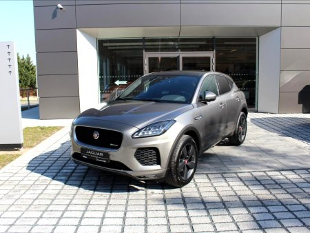 Jaguar E-Pace, 2018