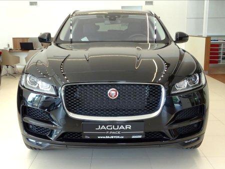 Jaguar F-Pace, 2018