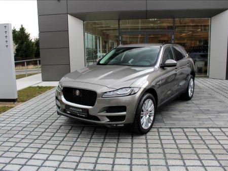 Jaguar F-Pace, 2019