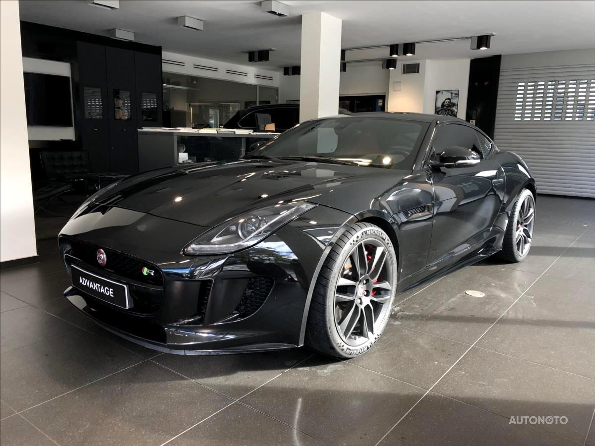 Jaguar F-Type, 2015 - celkový pohled