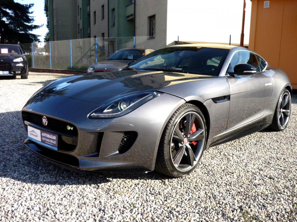 Jaguar F-Type, 2016 - celkový pohled