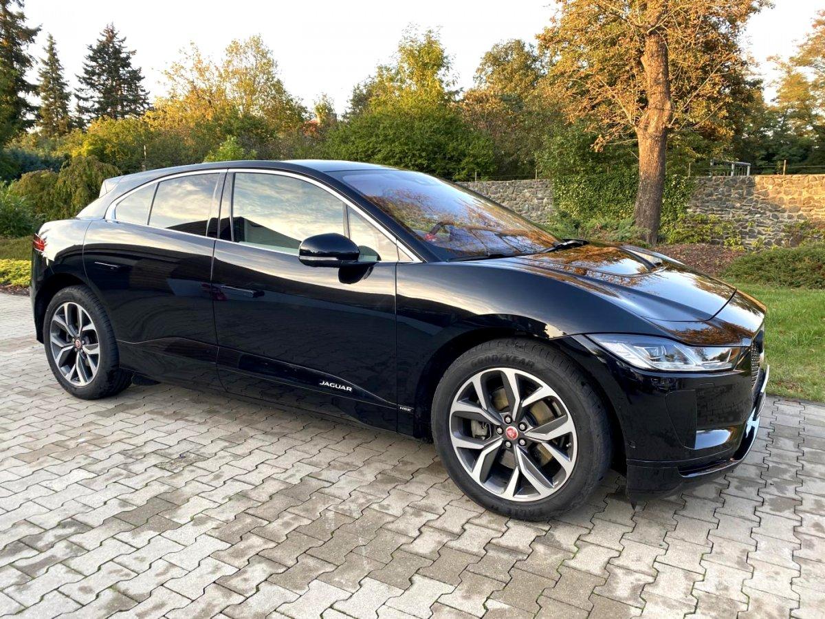 Jaguar I-Pace, 2018 - celkový pohled