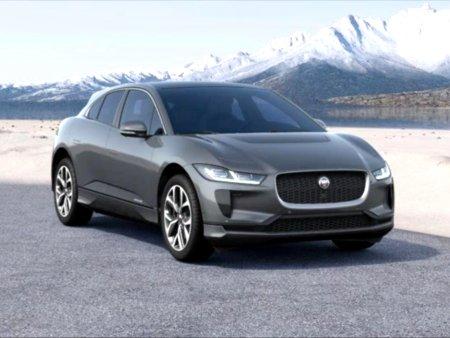 Jaguar I-Pace, 2019