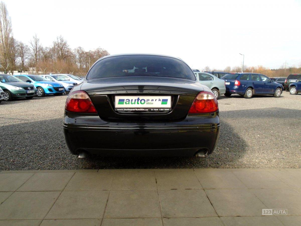 Jaguar S-Type, 2004 - pohled č. 5
