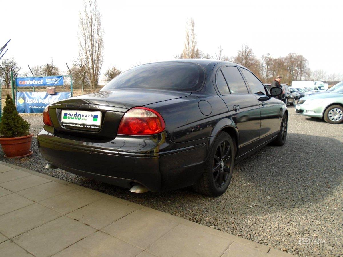 Jaguar S-Type, 2004 - pohled č. 6