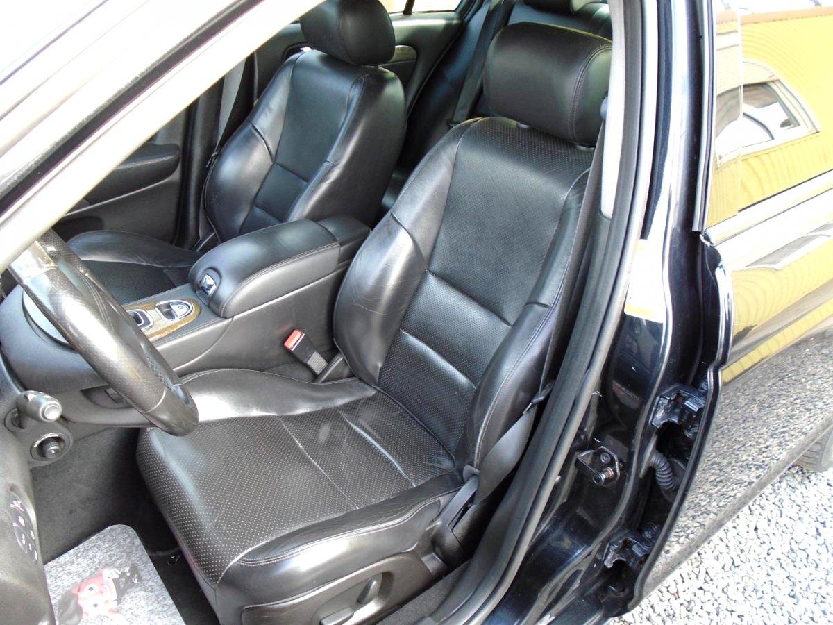 Jaguar S-Type, 2004 - pohled č. 9