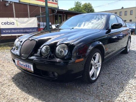 Jaguar S-Type, 2003