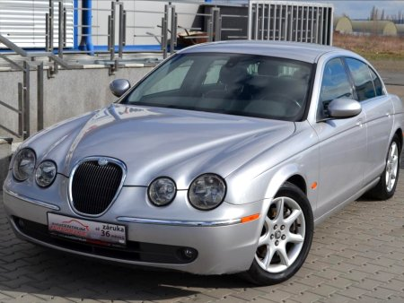 Jaguar S-Type, 2004