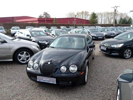 Jaguar S-Type, 2005
