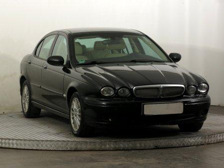 Jaguar X-Type, 2008
