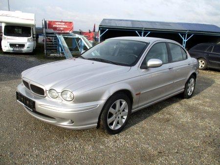 Jaguar X-Type, 2004