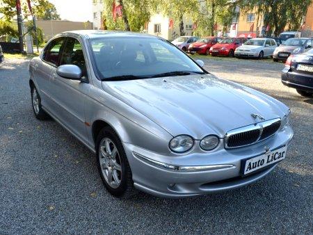 Jaguar X-Type, 2003
