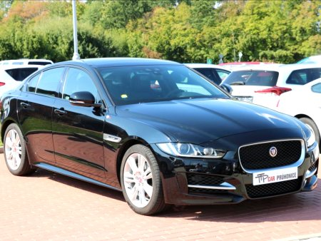 Jaguar XE, 2015