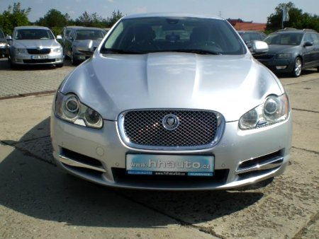 Jaguar XF, 2010