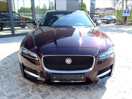 Jaguar XF, 2018